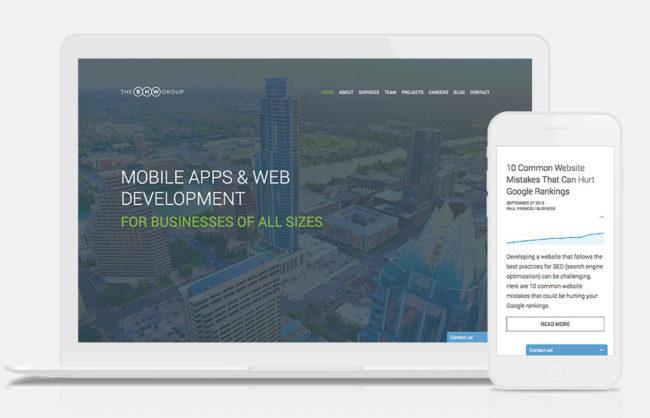 TheBHWGroup.com / Responsive UI Design