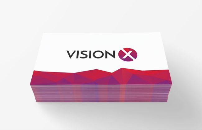 Vision X / Logo Design