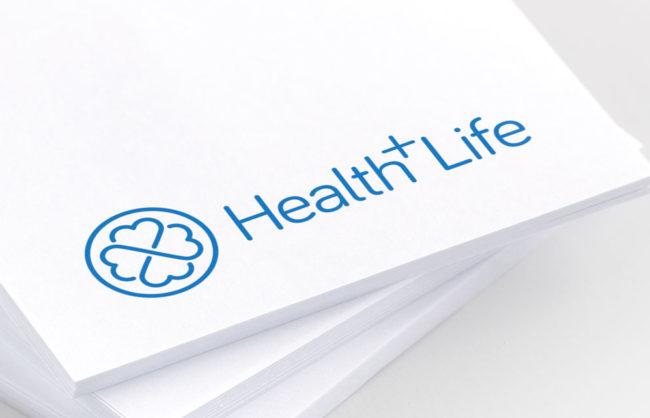 Health+Life / Logo Evolution Redesign